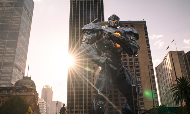 All New PACIFIC RIM: UPRISING Trailer Is Here!!