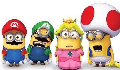 Nintendo is working on a MARIO BROS. Movie With MINIONS' Illumination Studio