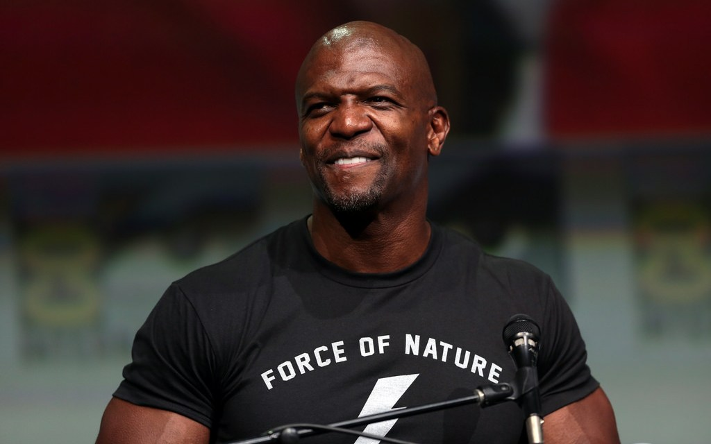sports shoes 49e42 5b419 The Intermittent Fasting of Actor Terry Crews - Splash Report