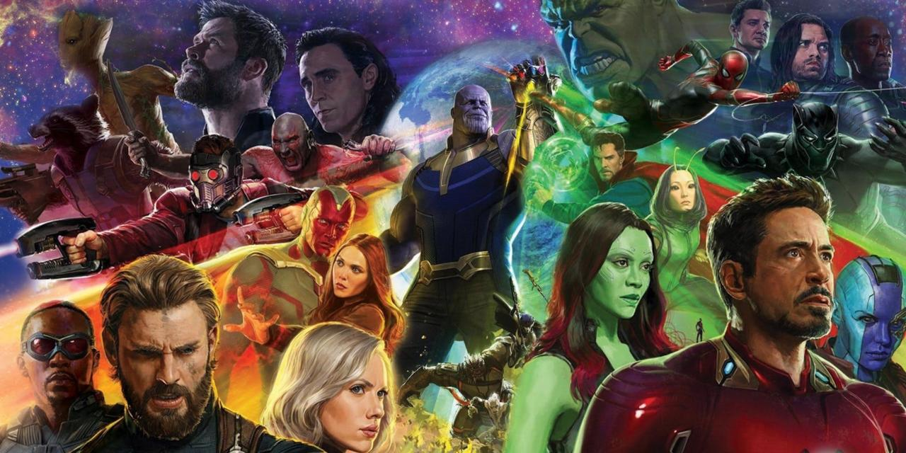 Avengers End Game Trailer And Poster Are Here Splash Report