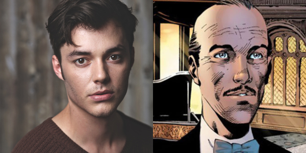 Jack Bannon As Pennyworth in The Latest Pennyworth Series