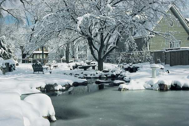 Winter Pond Care York, PA; Lancaster PA; Harrisburg, PA
