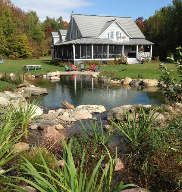 Splash supply company relax and reconnect with nature for Pond supply companies