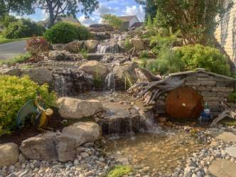 Pondless Waterfall York PA