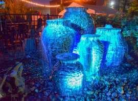 Color Pond Lights