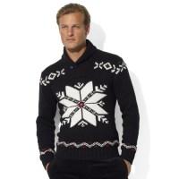 Lil Jon Wearing Polo Ralph Lauren Shawl Collar Sweater ...