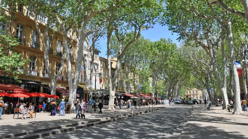Ville de Aix-en-Provence