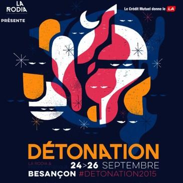 Festival Détonation à Besançon