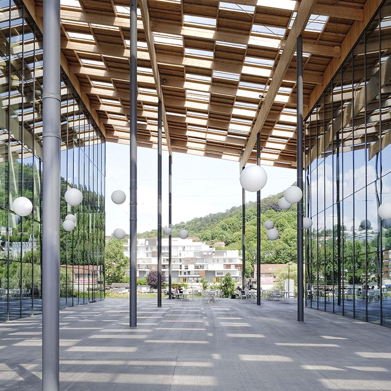 La Cité des Arts : Conservatoire et FRAC
