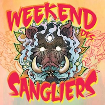 Le Week-end des Sangliers du 13 au 15 Mai 2016