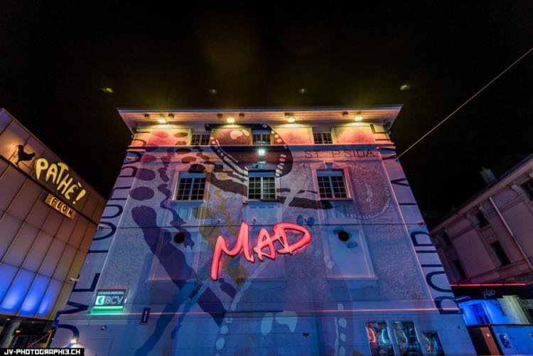 Le Mad Bed(flon) 130