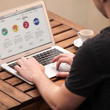 Site Web et réseaux sociaux discount, sur mesure.