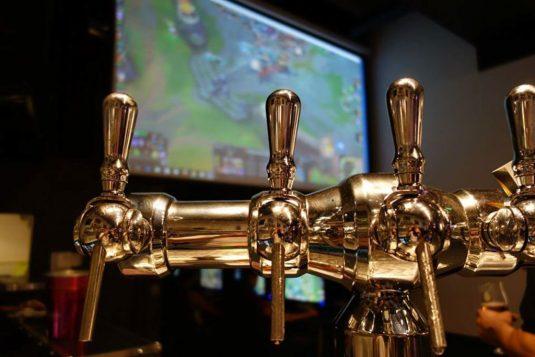 tireuse bière