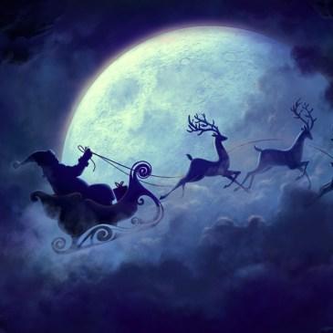 Le Retour du Père Noël au Cap d'Agde