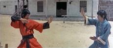 Kung Fu statt Duell ...