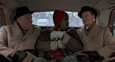 Randolph (Ralph Bellamy), Billy Ray (Eddie Murphy) und Mortimer (Don Ameche)