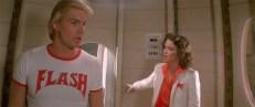 Flash Gordon (Sam J. Jones) und Dale Arden (Melody Anderson)