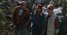 Wally (Stefano Mingardo, rechts) und seine Kumpel