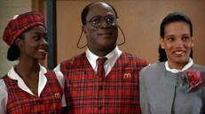 Patrice (Allison Dean), Cleo (John Amos) und Lisa