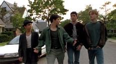 Pedro (James Madio), Mickey (Mark Wahlberg), Neutron (Patrick McGaw) und Jim