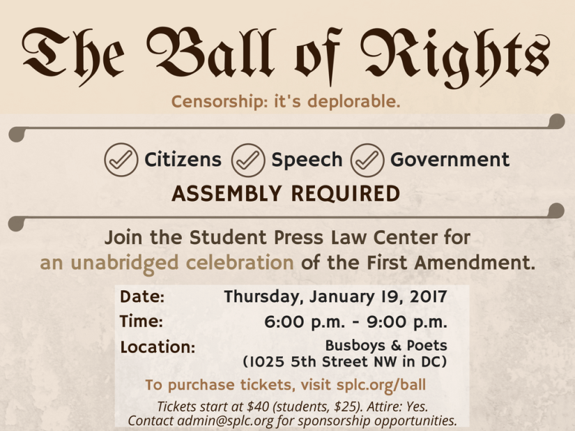 The Ball of Rights