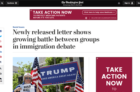 IRLI in the Washington Post