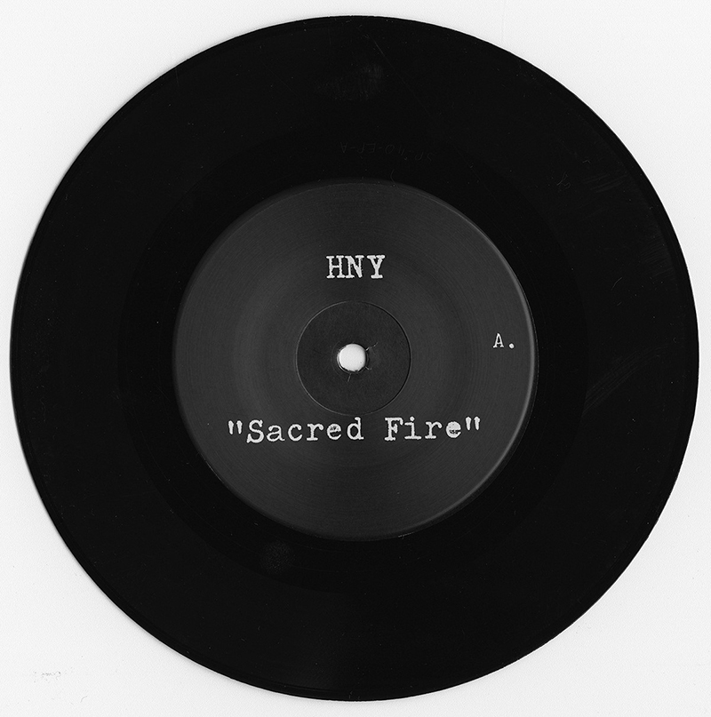 Sacred Fire 7 inch
