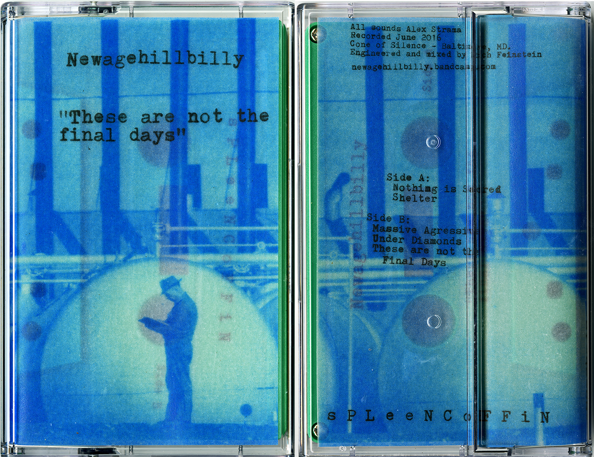 These are not the Final Days cassette