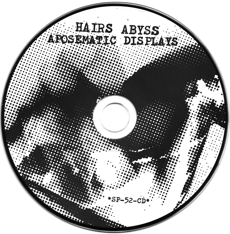Hairs Abyss - Aposematic Displays