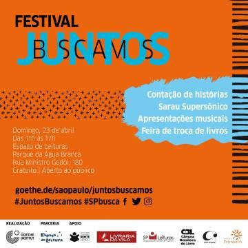 E-Flyer Evento JUNTOS Goethe