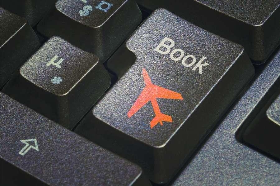Book flights in advance