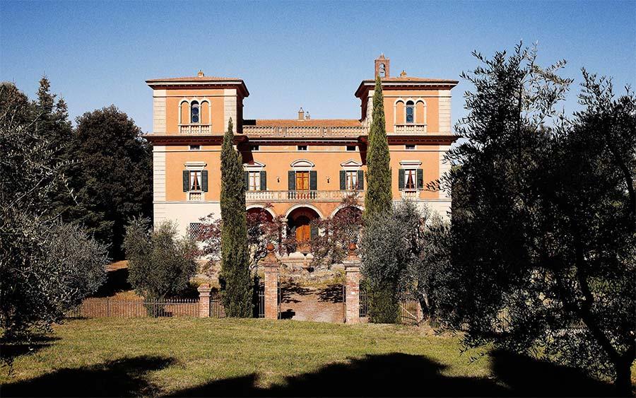 Villa Lena Tuscany