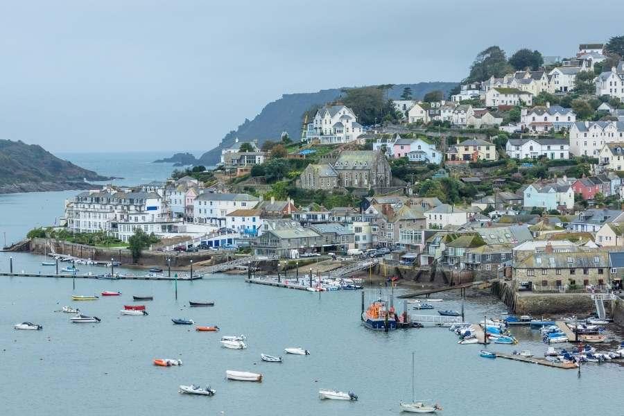 Salcombe South Devon - UK seaside destinations