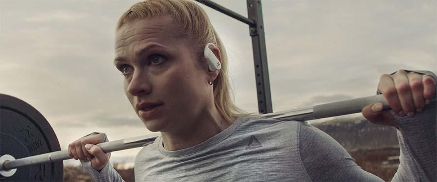 Dóttir Freedom On-Grid earphones