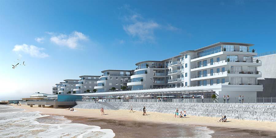 Ramsgate seafront regeneration