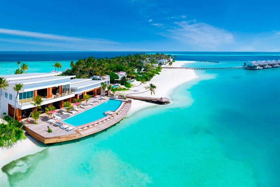Jumeirah Group Announces the Opening of Stunning New Hotel in Maldives