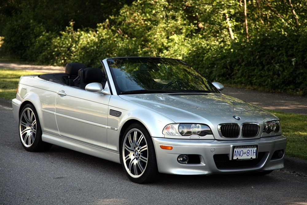 medium resolution of sold 2005 bmw m3 cabriolet 6 sp manual local car two owners no accidents only 128k kms everything works the body is straight and original