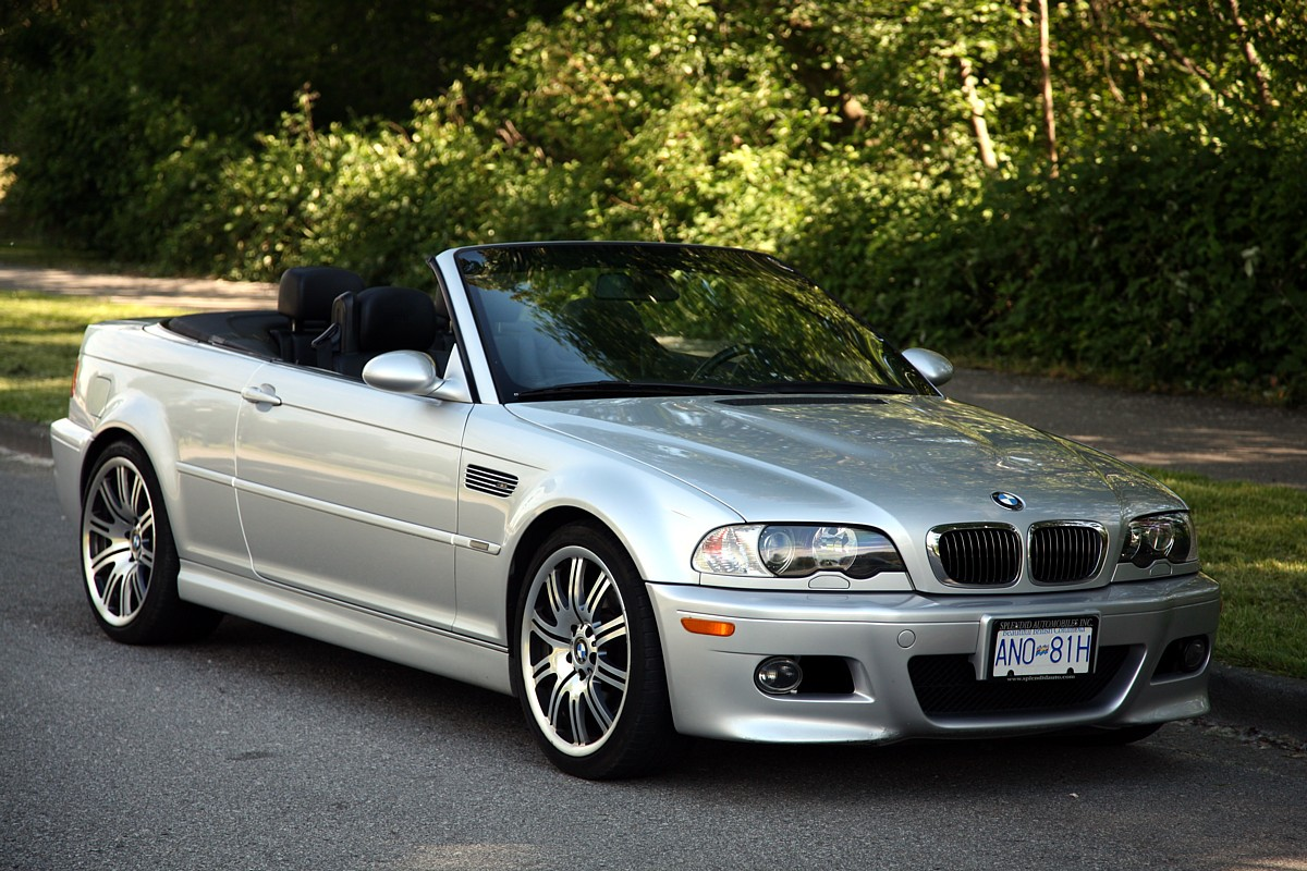 hight resolution of sold 2005 bmw m3 cabriolet 6 sp manual local car two owners no accidents only 128k kms everything works the body is straight and original