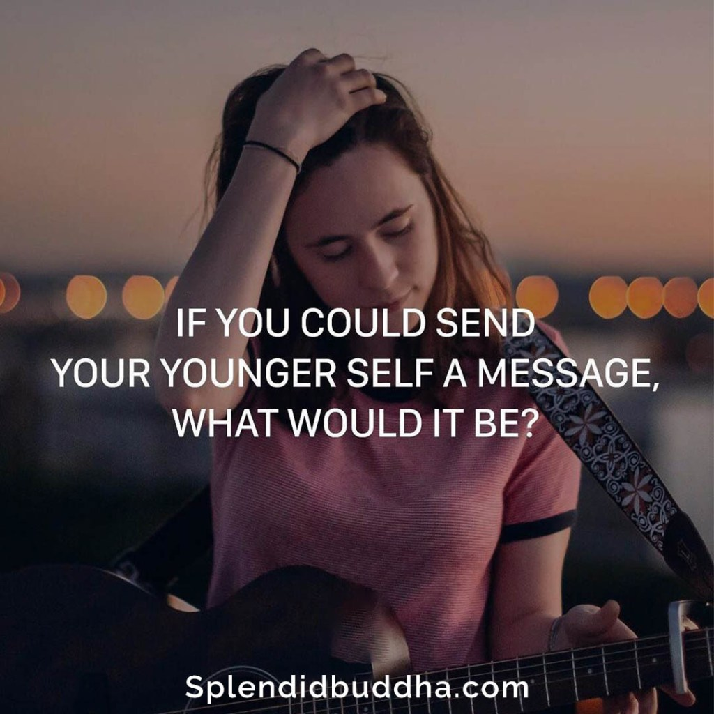 send yourself a message