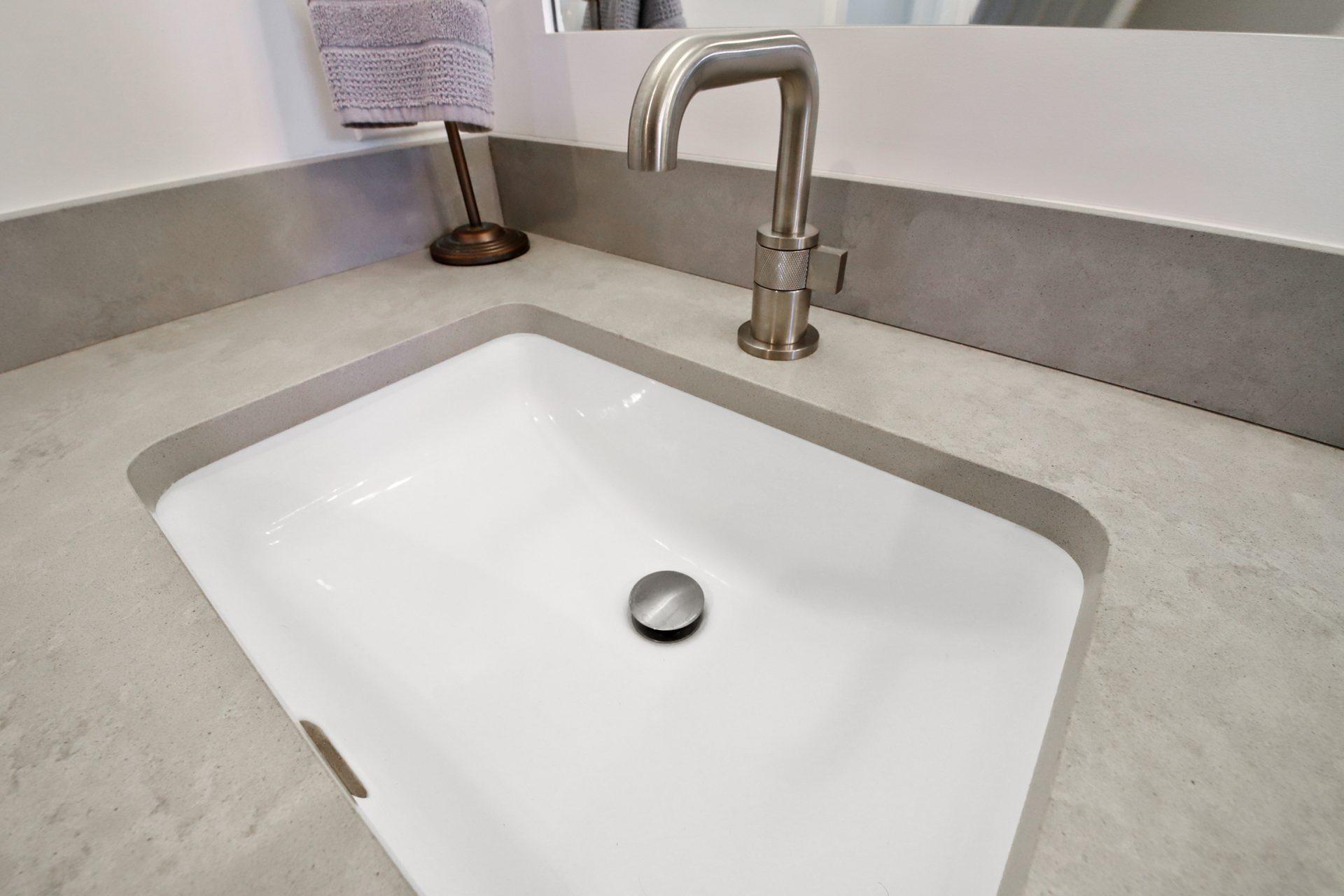 Master Bathroom Sanctuary | Vanity Sink