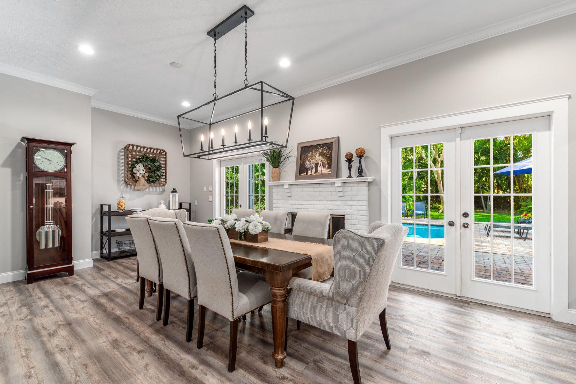 Moody Manor | Dining Room