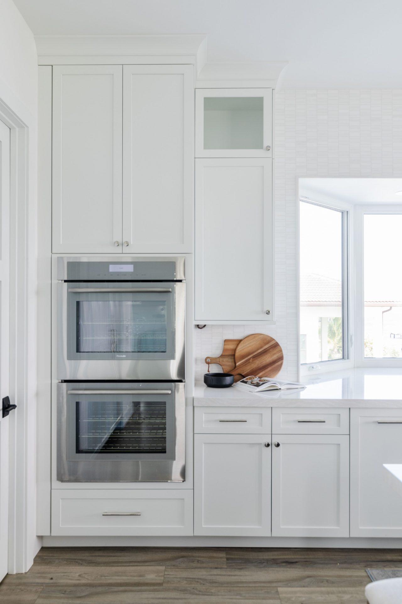Peet's Perch | Kitchen Double Oven
