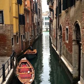 Let's get lost in Venice….