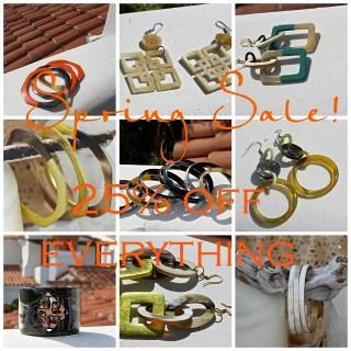 The Spring Sale at Splendid Market Shop!!