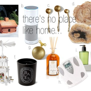 gift ideas for the home