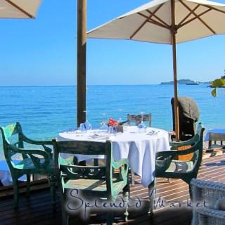 Anjuna beach club, Eze-bord-de-mer, France…