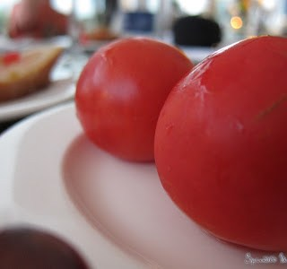 Pan con Tomate…