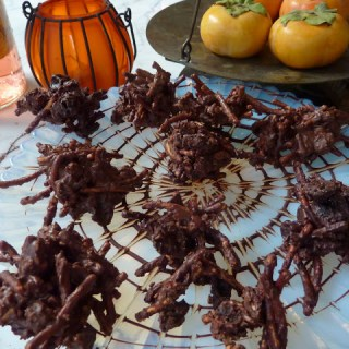 Chocolate Covered Tarantulas…..