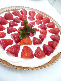 Splendid Strawberry Tart