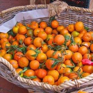 Canard á l'orange…